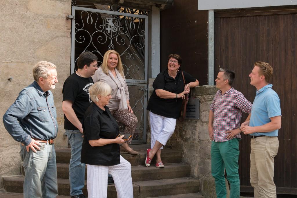 """Themenreise der FDP Heppenheim, Thema """"Kultur"""""""