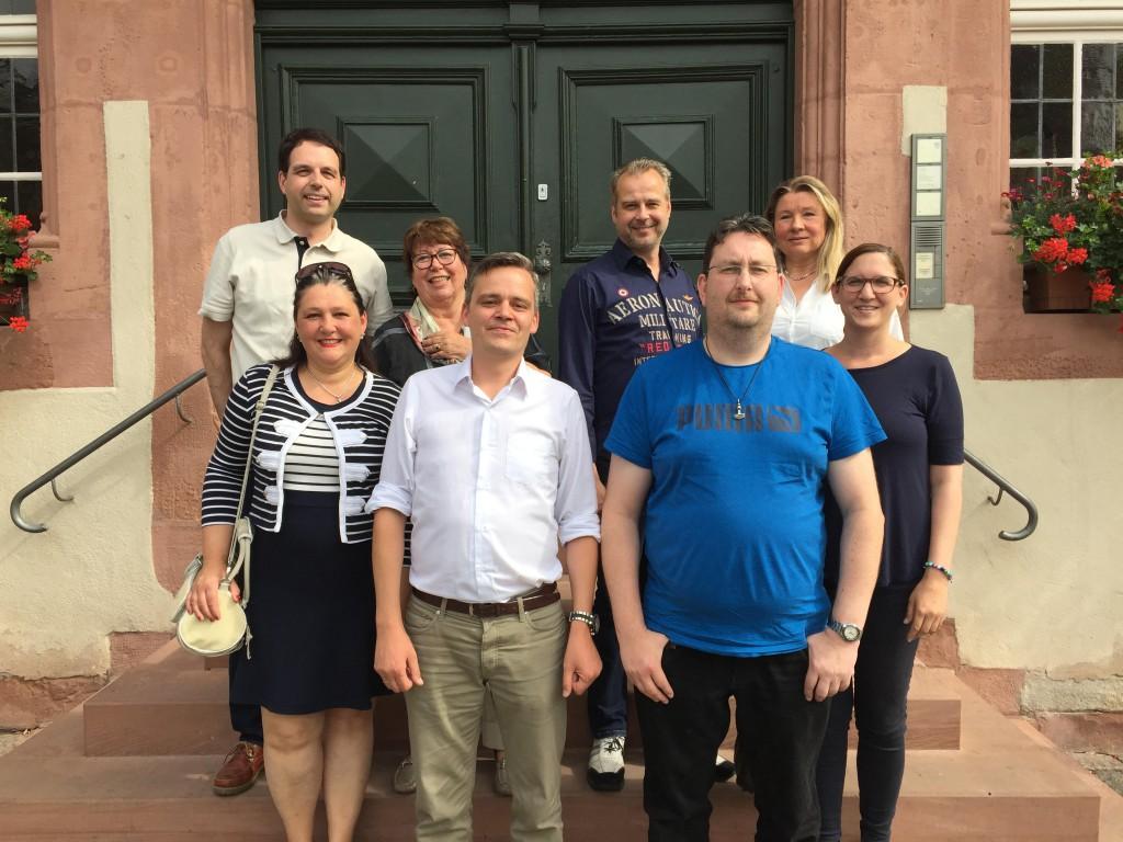 Vorstand FDP Heppenheim