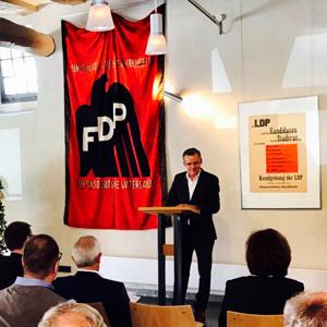 Die FDP und Heppenheim – eine feste Verbindung