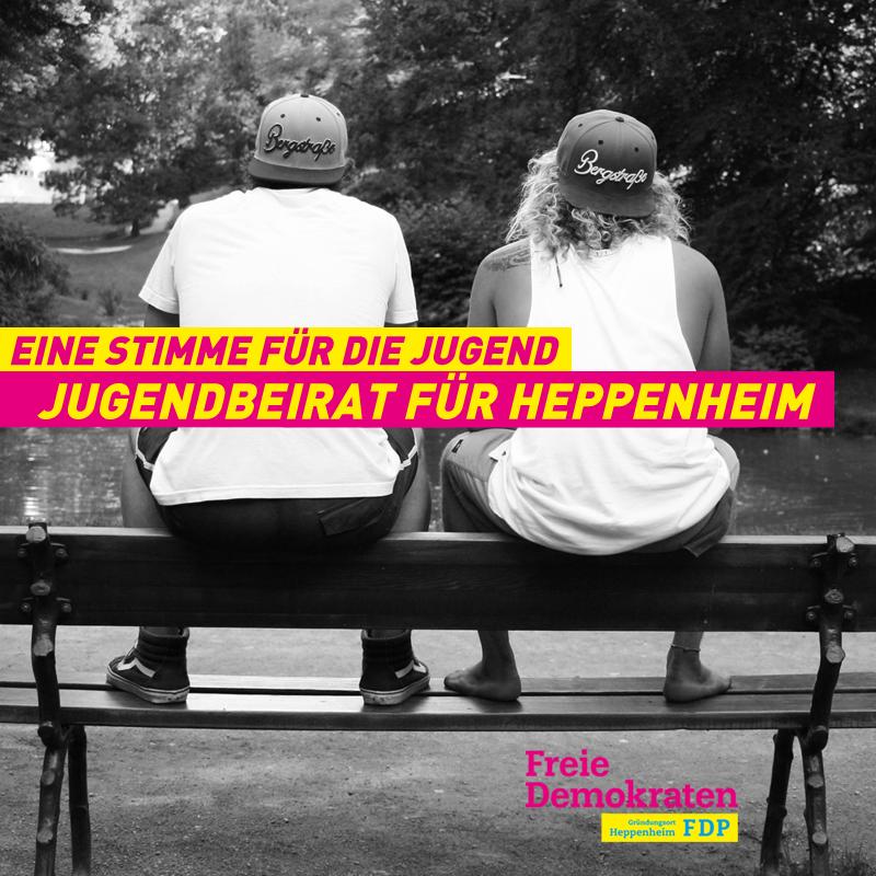 FDP Heppenheim - Jugenbeirat für Heppenheim