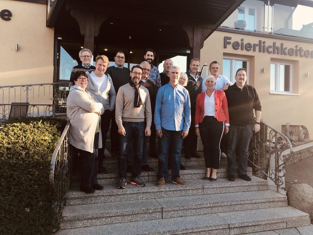 Klausurtagung der FDP Heppenheim im Haus Höfle - Juhöhe
